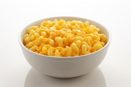 Just-As-Easy Macaroni and Cheese