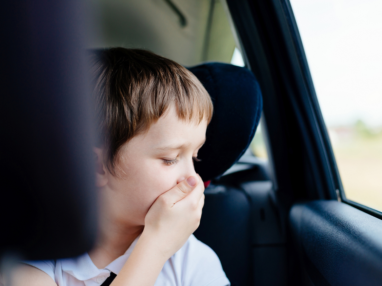 All about motion sickness symptoms in kids and how to prevent them