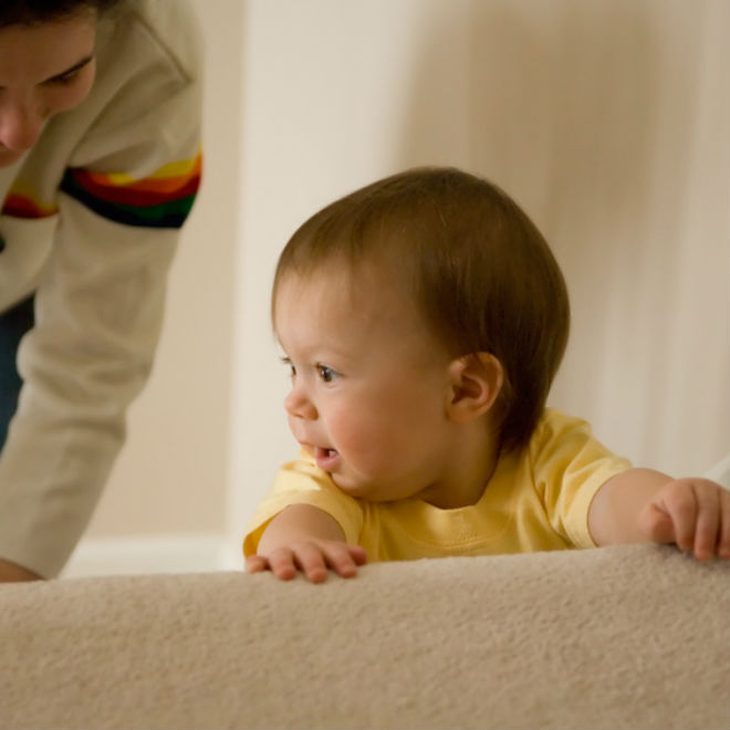 6 Tips For Dealing With A Determined Baby Today S Parent