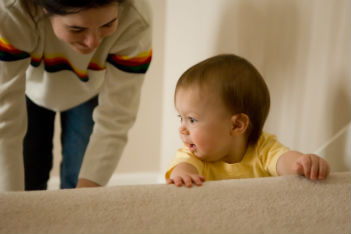 6 tips for dealing with a determined baby