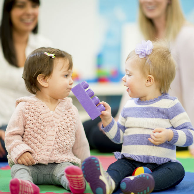 How to cope with toddler possessiveness - Today's Parent