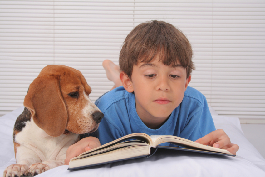 Furry Reading Buddies