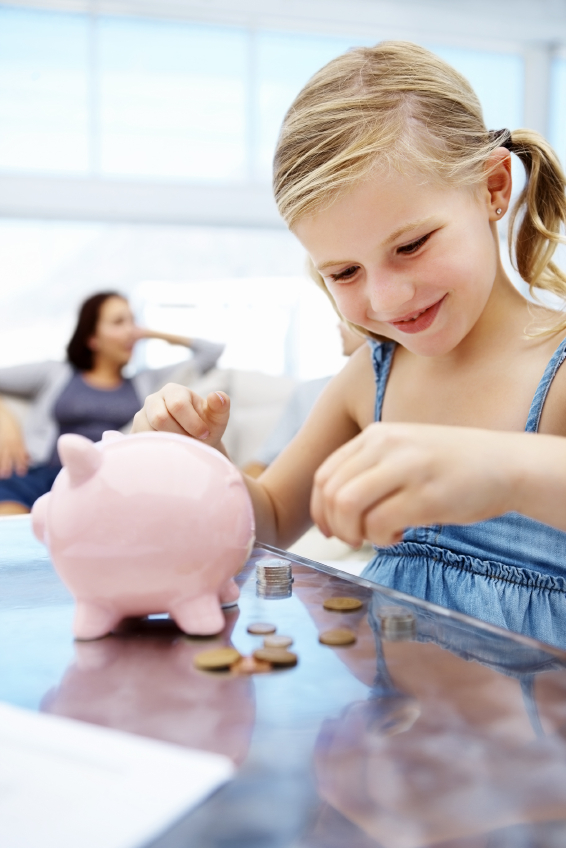 How to start giving your child an allowance