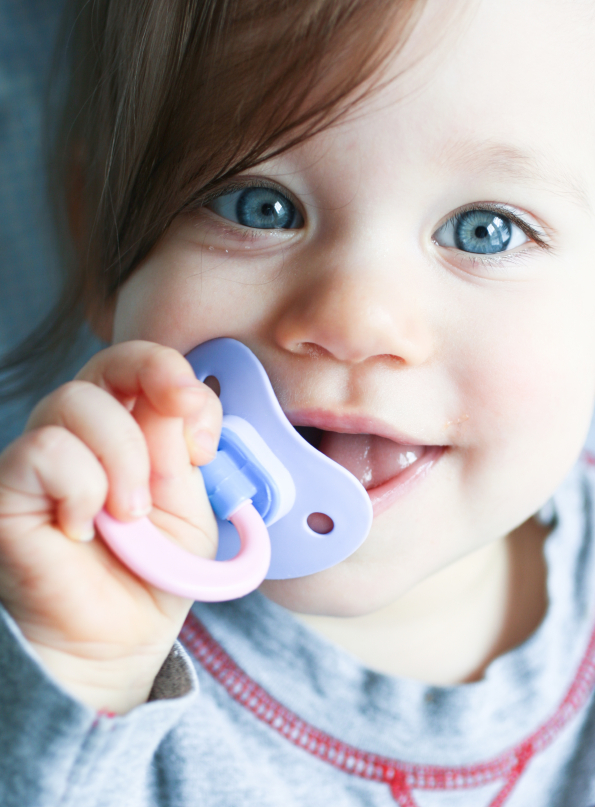 All About Babies And Pacifiers Today S Parent