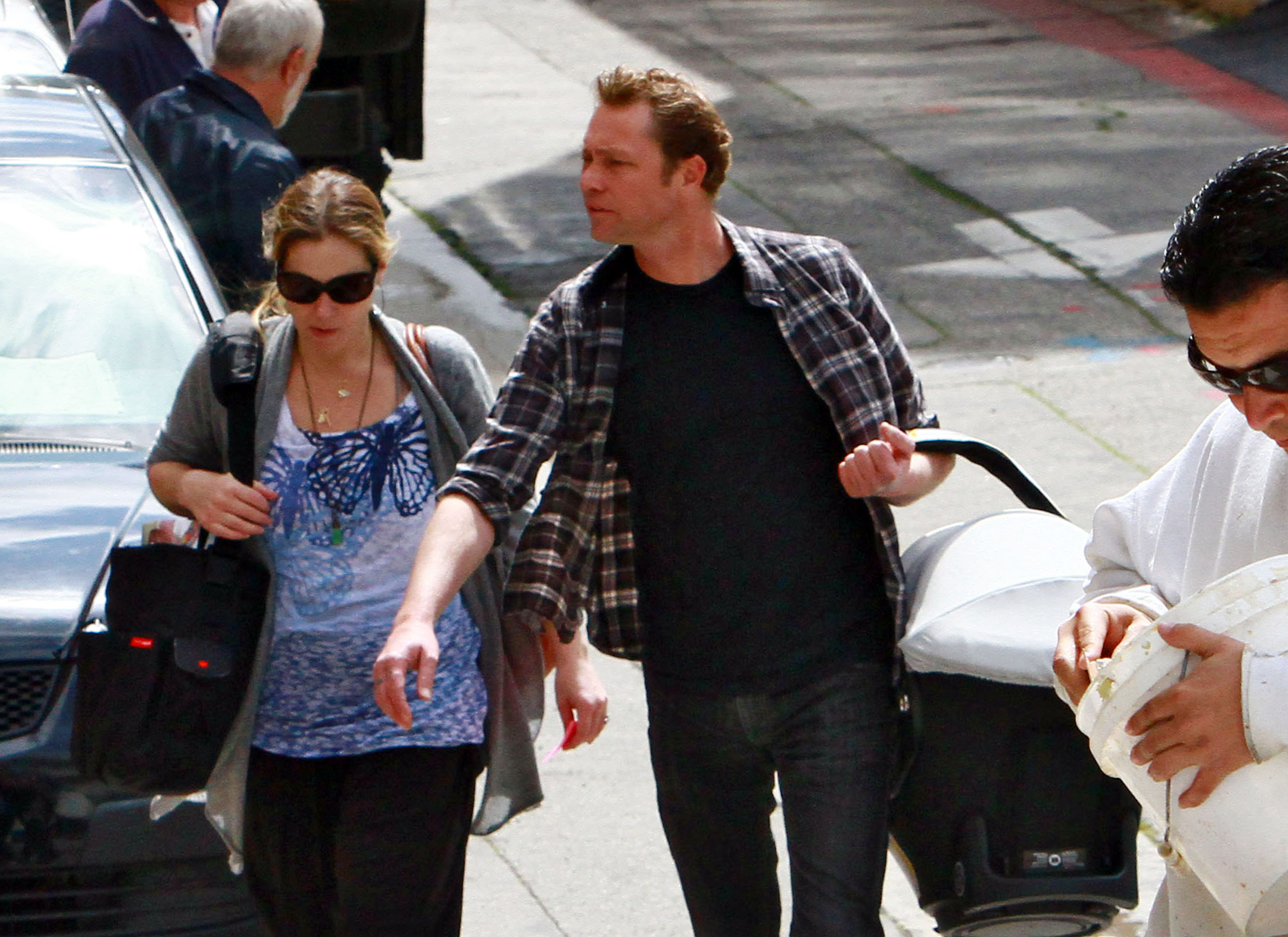 Out & about: Christina Applegate and family! - Today's Parent