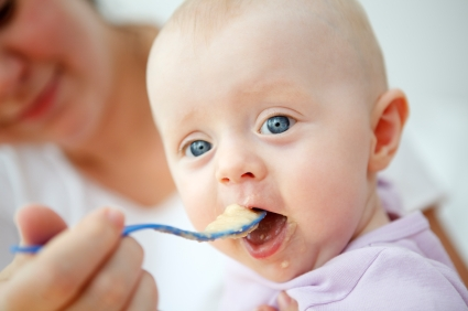 Food for tot: Expert advice on feeding your baby - Today's Parent