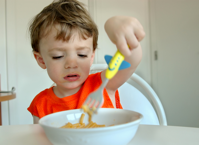 What to do when your picky eater goes on a food jag