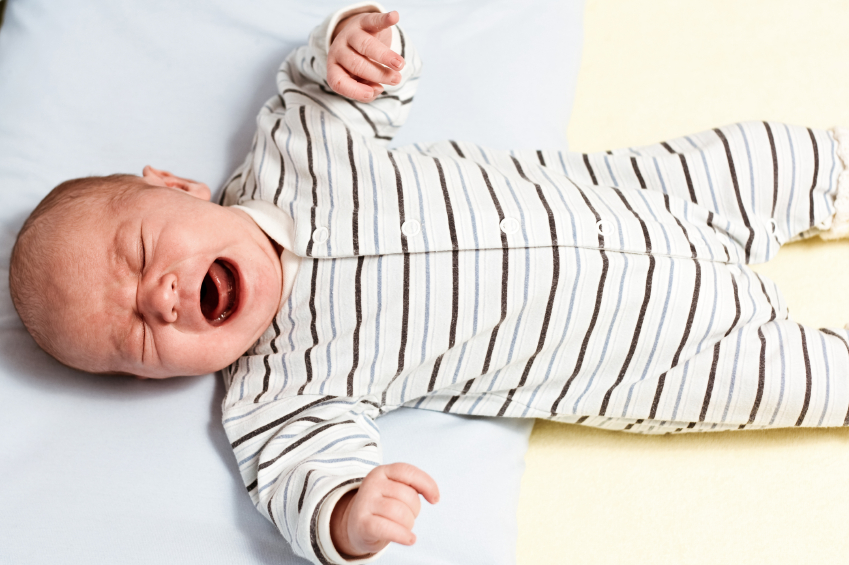 Colic: One dad tells it like it is