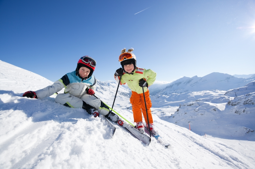 Winter sports 101 - Today's Parent