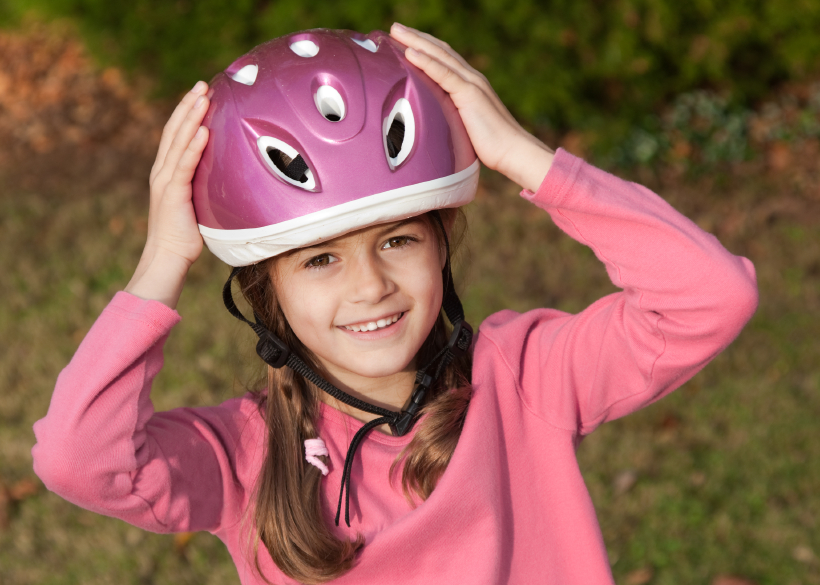 Heads Up Helmet Safety Today S Parent