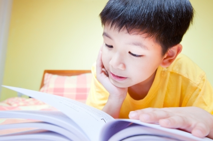 Image result for kid reading