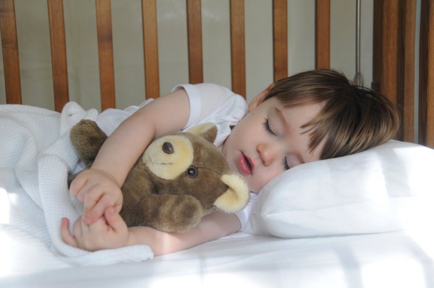 It's all in the timing: kids' bedtimes