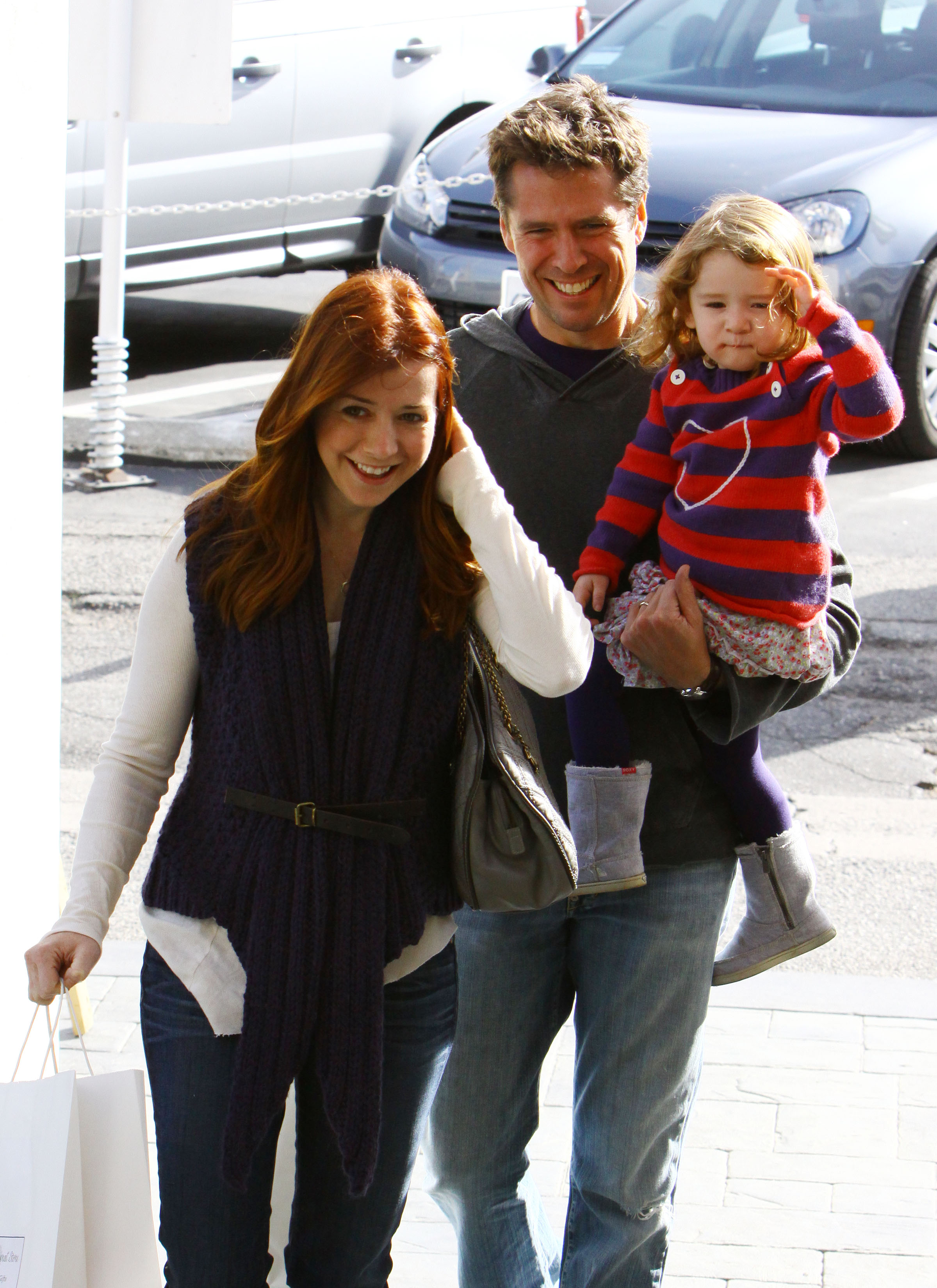 Alyson Hannigan Is Pregnant With Baby 2 Today S Parent
