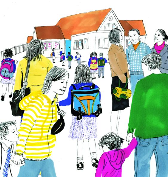 6 ways to meet other parents at your kids' school - Today ...