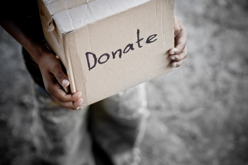 Image result for 3 different ways you can give to charity