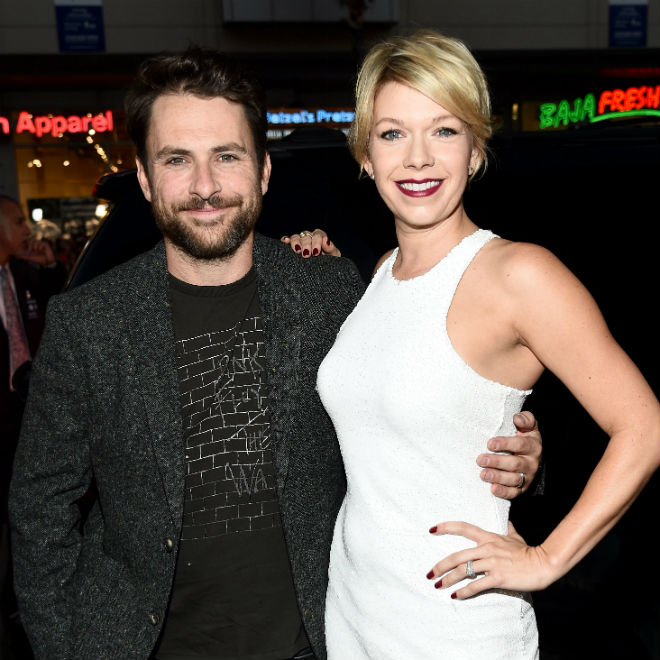It's a boy for Mary Elizabeth Ellis and Charlie Day! And ...