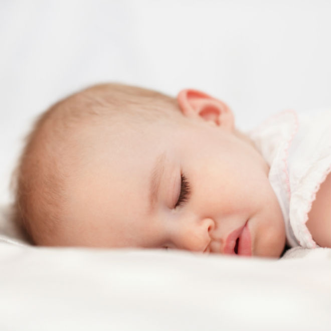 5 Ways To Healthier Sleep Habits For Your Baby