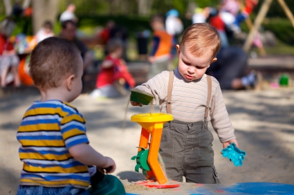 5 tips for teaching your toddler how to share