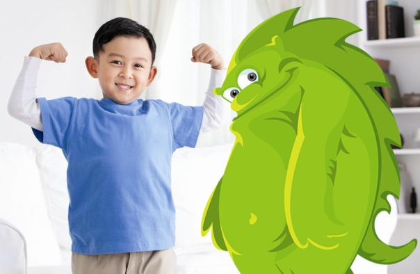Why kids invent imaginary friends