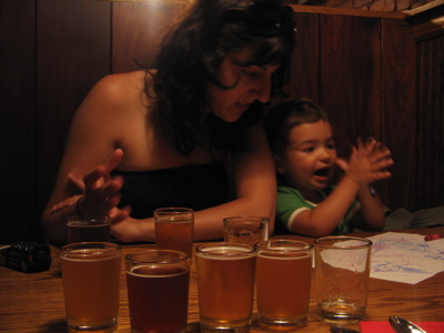 Give Your Toddler A Sip Of Beer