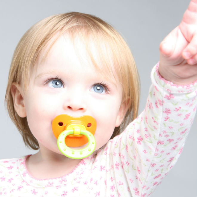 how to break toddler of pacifier