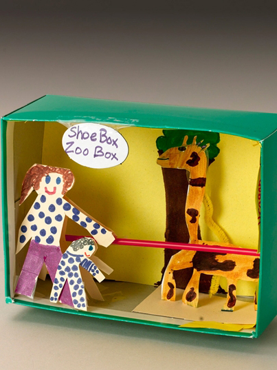 11 shoebox crafts for kids today 39 s parent