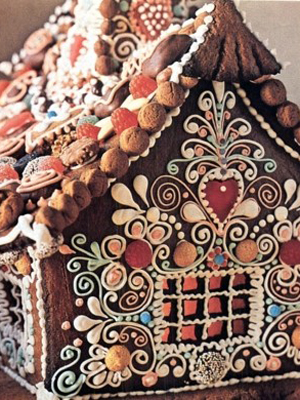 10 Amazing Gingerbread Houses Today S Parent