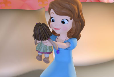 Series debut: Disney Junior's Sofia the First