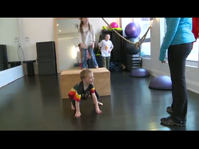 Video: How to teach kids proper jumping and landing