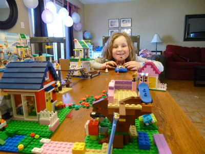 Gendered Toys Girls Who Love Lego Today S Parent