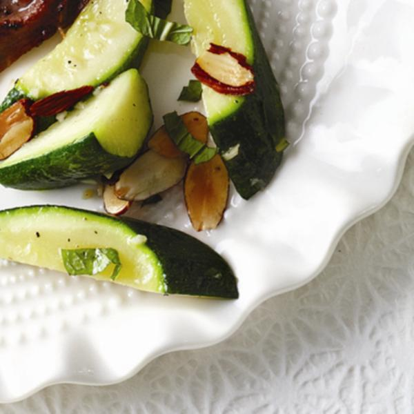 Sautéed Zucchini with Almonds recipe - Today's Parent
