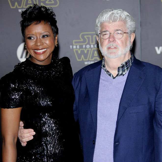 George Lucas Welcomes A Baby Girl