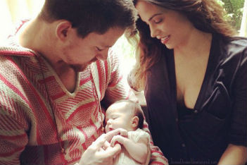 Hollywood's newest babies 2013