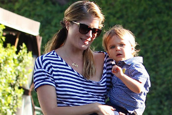 Selma Blair: I can't lose my baby weight