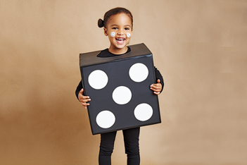 No Sew Halloween Costumes Cardboard Boxes Today S Parent