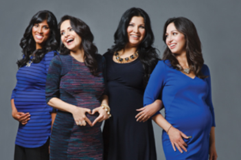 Pregnant in the City: Our favourite CityTV reporters