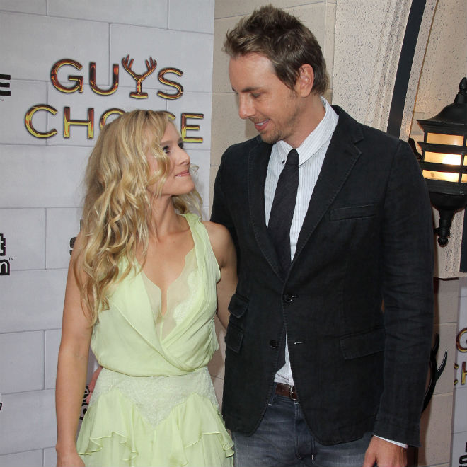 Kristen bell and dax shepard just married for Dax shepard and kristen bell wedding