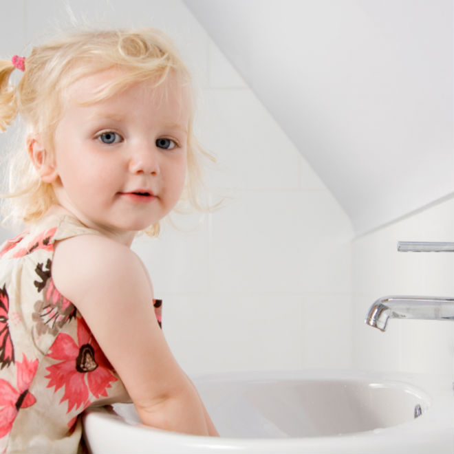 Toddler Tips From Potty Training To Public Bathrooms