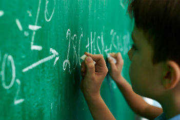 The reason why your kids are bad at math