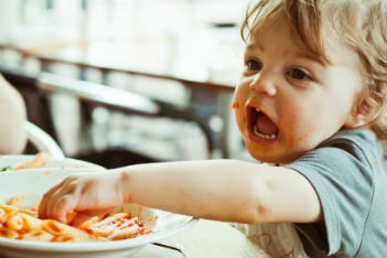 Age-by-age guide to teaching your child table manners
