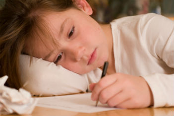 Hate math? Then don't help your kid with her homework