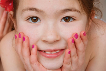 Should you let your kid get a manicure?