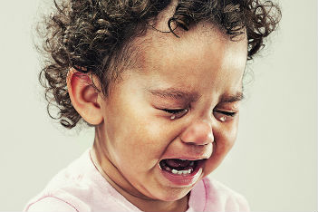 How to curb your toddler's fake crying - Today's Parent
