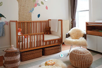 Kids' rooms: Cute ideas for every age