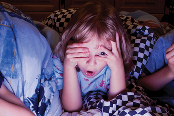 Is your child afraid of kids' movies? - Today's Parent