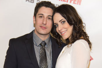 Jason Biggs and Jenny Mollen are expecting their first child!