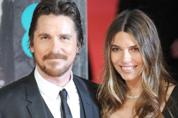 Christian Bale: Baby on the way