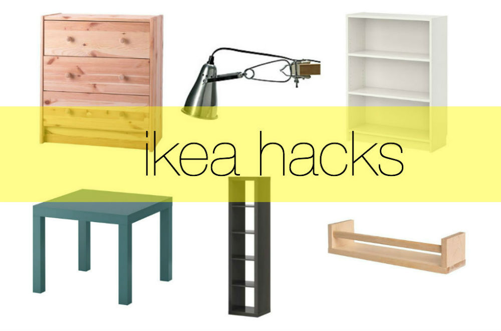 Ikea hacks 10 budget friendly furniture diys today 39 s parent Ikea hacking