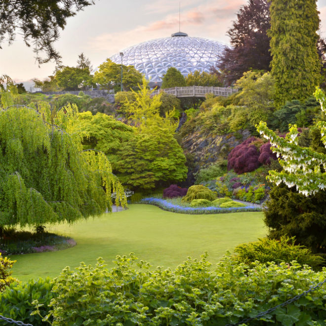 Photo: VanDusen Botanical Garden