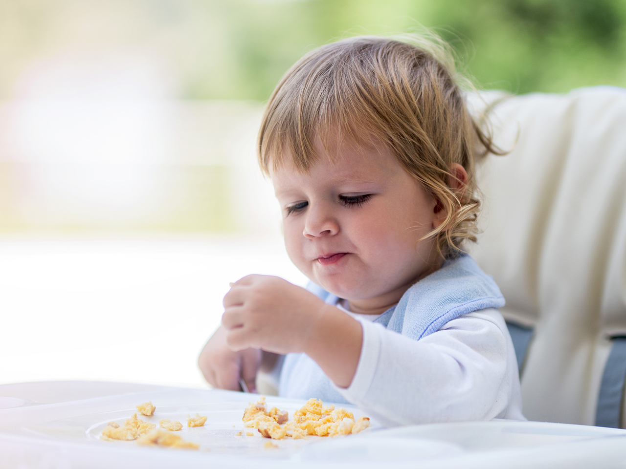 The basics on baby-led weaning: Everything you need to know